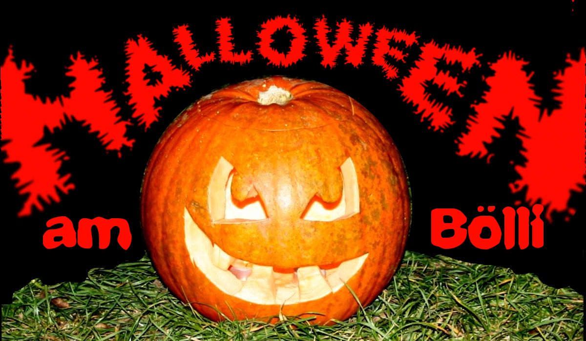 Halloween am Bölli
